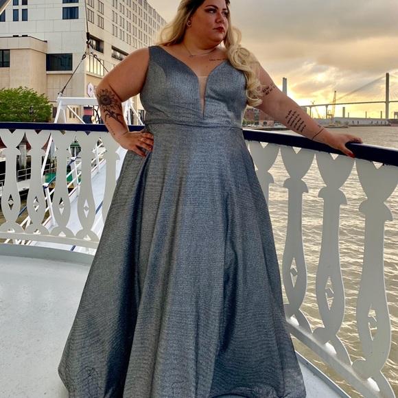 David\'s Bridal Dresses | Plus Size Ball Gown | Poshmark